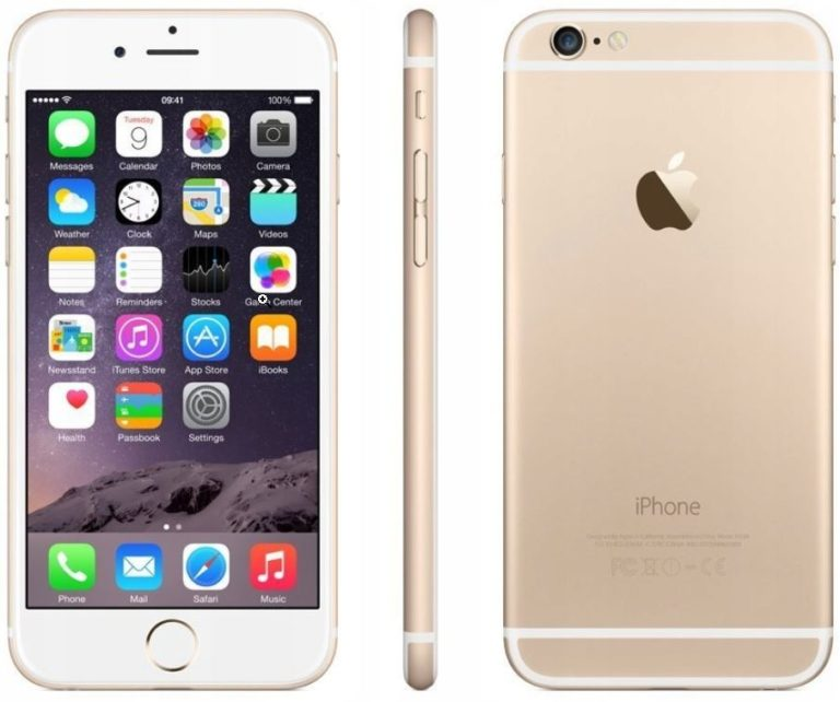 Serwis Apple iPhone 6 iPhone 6s