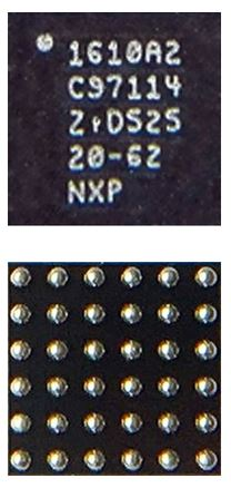 Wymiana układu U2 Tristar NXP iPhone Olsztyn